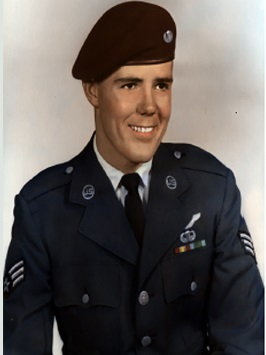 Bloebaum received the Distinguished Flying Cross, among other medals, for his service during the Vietnam War.