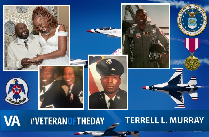Terrell Murray - Veteran of the Day