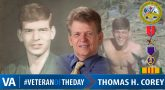 Thomas Corey - Veteran of the Day