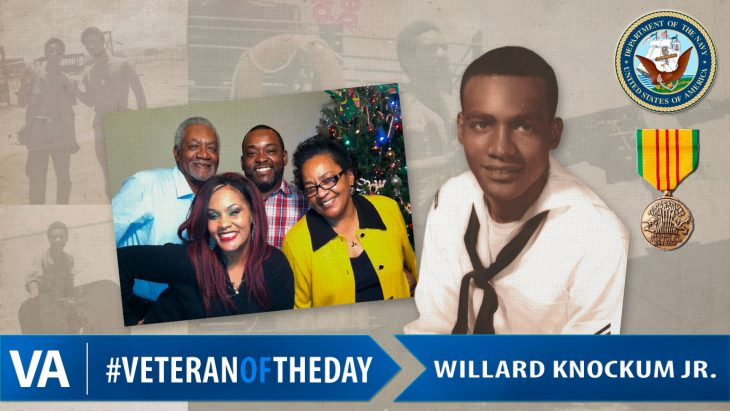 Willard Knockum - Veteran of the Day