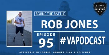 Rob Jones - Borne the Battle
