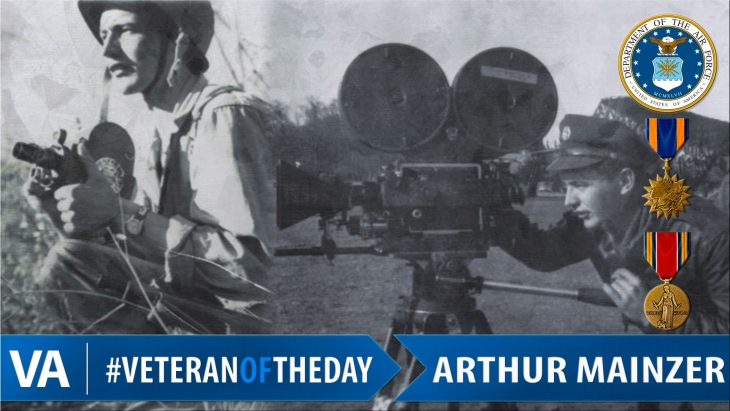 Arthur Mainzer - Veteran of the Day