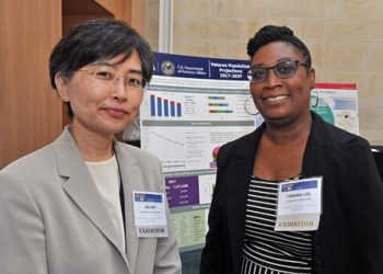 IMAGE: Tamara Lee and Jin Kim