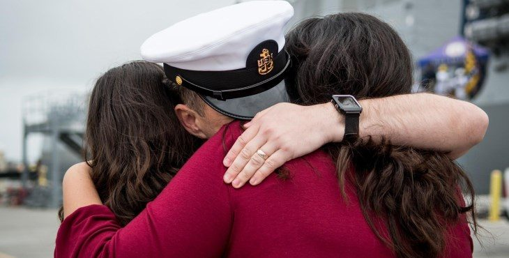 Top 5 reasons Veterans and their spouses' voices are invaluable