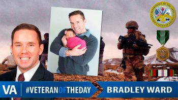Bradley Ward - Veteran of the Day