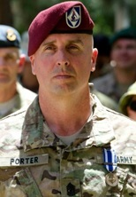 Cameron Porter is the Public Affairs Officer at VA Central California Health Care System. He served 28 years with the U.S. Army culminating with his last position as Command Sergeant Major of American Forces Network, Europe.