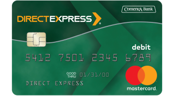 Direct Express Debit Mastercard