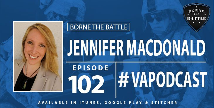 Jessica MacDonald - Borne the Battle