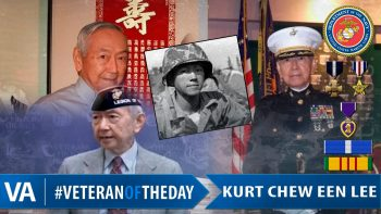 Kurt Chew - Veteran of the Day
