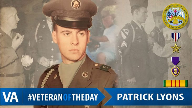 Pat Lyons - Veteran of the Day