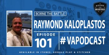 Raymond Kaloplastos - Borne the Battle