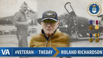 Roland Richardson - Veteran of the Day