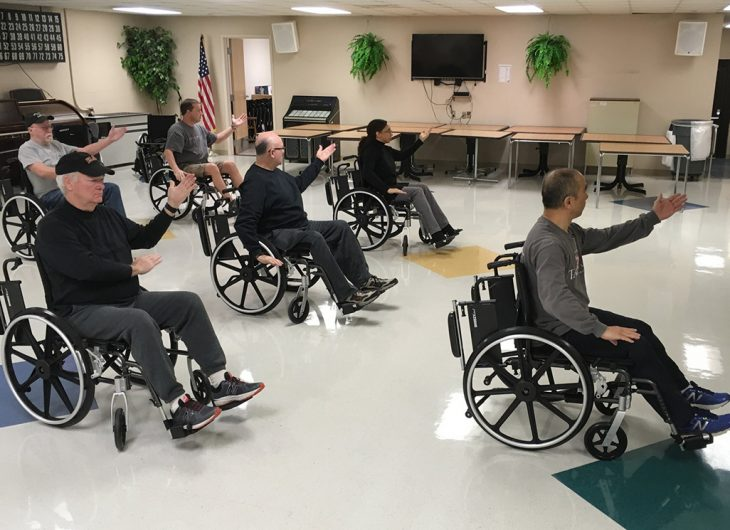 From art therapy to Tai Chi, alternative treatments help reduce Veterans' reliance on prescription drugs.