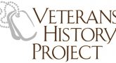 Image: Veterans History Project logo