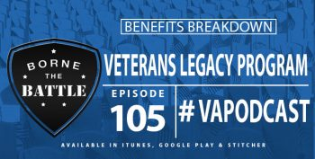 Veterans Legacy Program - Borne the Battle
