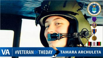 Tamara Archuleta - Veteran of the Day