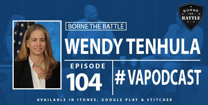 [Podcast] #104: Wendy Tenhula – Director of Innovation and Collaboration for the Office of Mental Health and Suicide Prevention