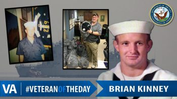 Brian Kinney - Veteran of the Day