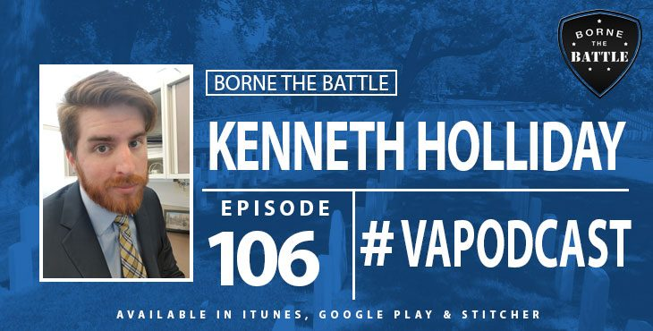 Kenneth Holliday - Borne the Battle