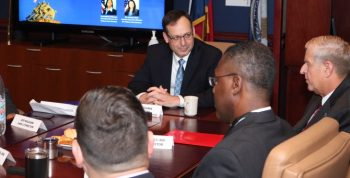 IMAGE: Acting VA Secretary Peter O'Rourke traveled to Texas this week making stops in Dallas and Lancaster to tour VA's North Texas Health Care System, meet with leadership, lawmakers and representatives from various Veterans organizations.