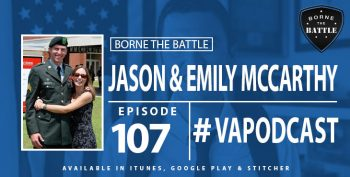 Jason & Emily McCarthy - Borne the Battle
