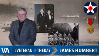 James Humbert - Veteran of the Day