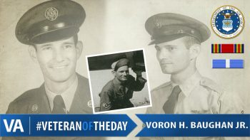 Voron Baughan Jr. - Veteran of the Day