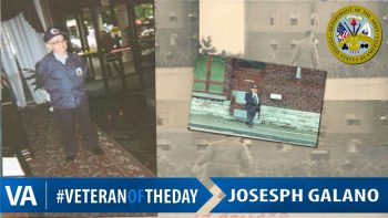 Joseph Galano - Veteran of the Day