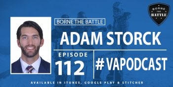 Adam Storck - Veteran of the Day