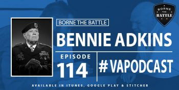 Bennie Adkins - Borne the Battle