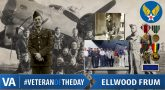 Ellwood Frum - Veteran of the Day