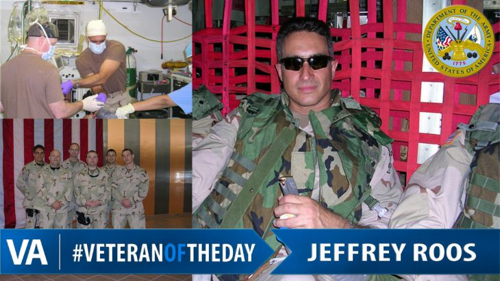 Jeffrey Roos - Veteran of the Day
