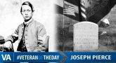 Joseph Pierce - Veteran of the Day