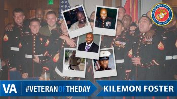 Kilemon Foster - Veteran of the Day