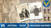 #VeteranOfTheDay Army Air Force Veteran Richard S. Hackney