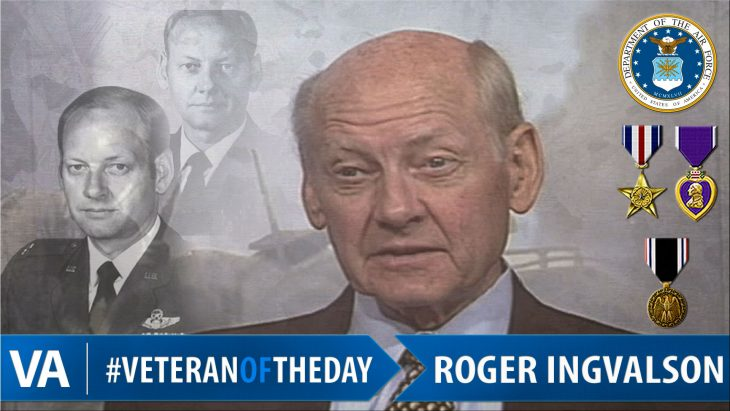 Roger Ingvalson - Veteran of the Day