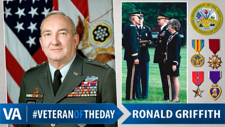 Ronald Griffith - Veteran of the Day