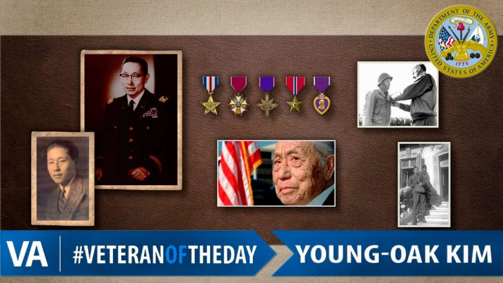 Young-Oak Kim - Veteran of the Day