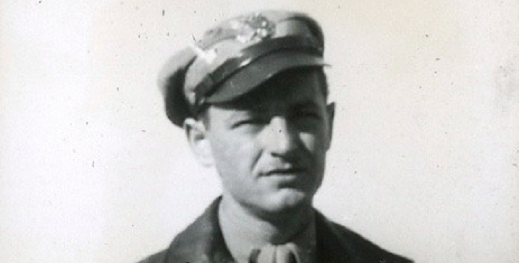 Photograph of Lt. Col. Robert Joseph Andrews