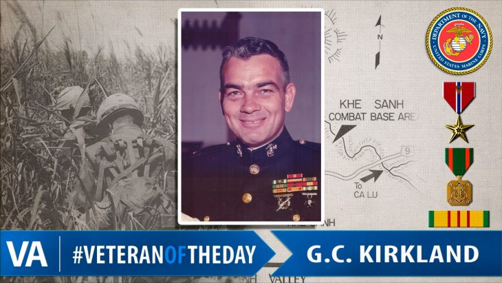 G.C. Kirkland - Veteran of the Day