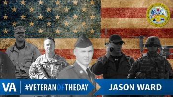 Jason Ward - Veteran of the Day