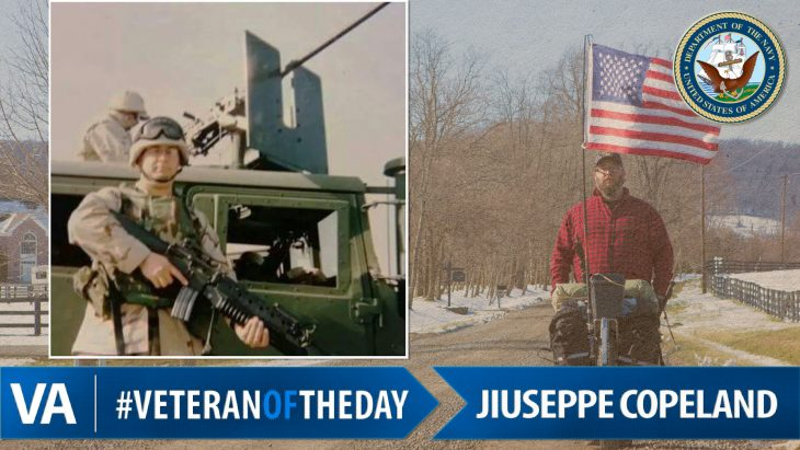 Joe Copeland - Veteran of the Day