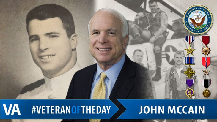 John McCain - Veteran of the Day