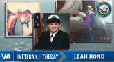 Leah Bond - Veteran of the Day