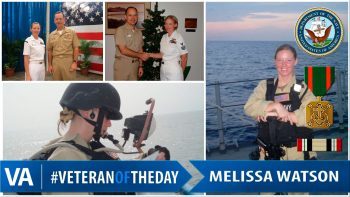 Melissa Watson - Veteran of the Day