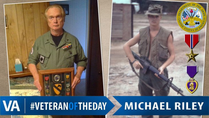 Michael Riley - Veteran of the Day