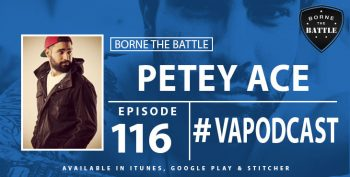Petey Ace - Borne the Battle