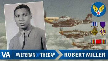 Robert Martin - Veteran of the Day