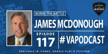 James McDonough - Borne the Battle
