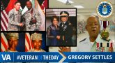 Gregory Settles - Veteran of the Day